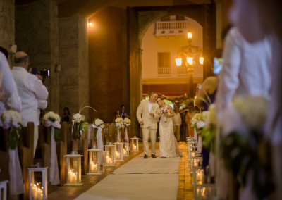 Laura & Erick-Cartagena Team Bride