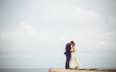 Glamorous Destination Wedding In Cartagena Colombia
