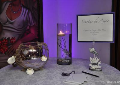 Gina Castillo-Alvarez Designs for Team Bride-Cartagena Wedding -Boda en Cartagena, AF-472