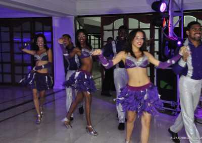 Gina Castillo-Alvarez Designs for Team Bride-Cartagena Wedding -Boda en Cartagena, AF-683