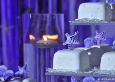 Gina Castillo-Alvarez designs for Team Bride-Cartagena Wedding -Boda en Cartagena, AF-459